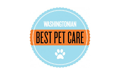 Washingtonian Best Pet Care Award