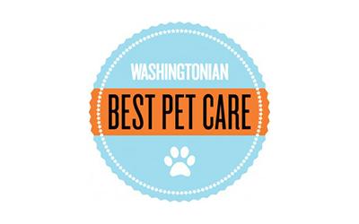 Washingtonian Best Pet Care Award
